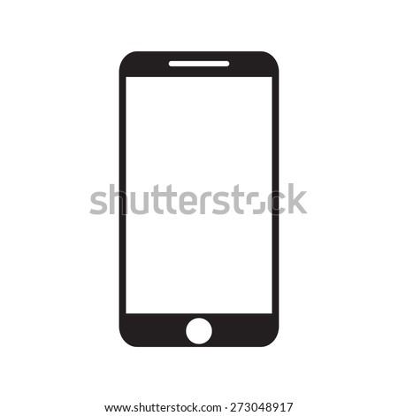 phone icon vector illustration