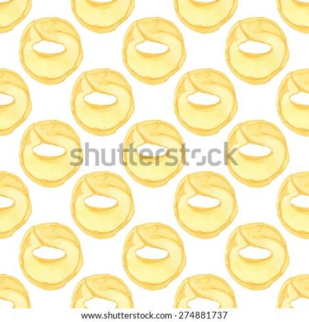 tortellini seamless pattern
