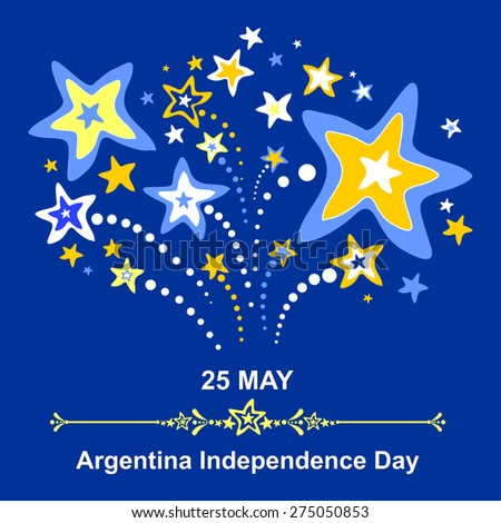 25 may argentina independence