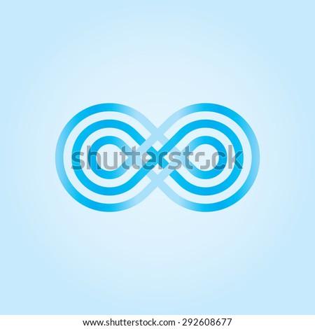 vector symbol of infinity