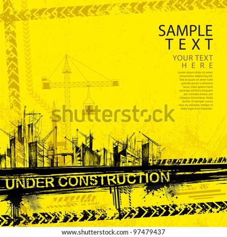 illustration of under