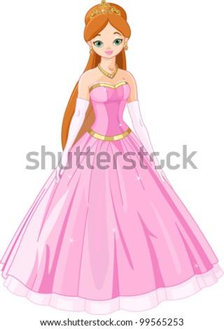 illustration of  fairytale