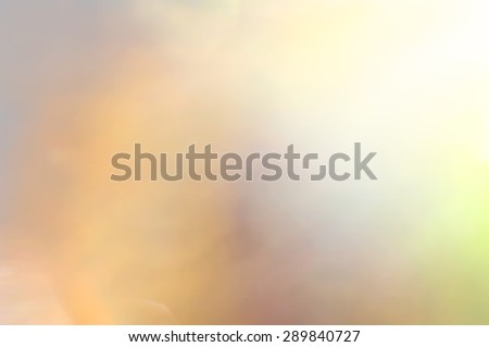 Abstract blurred  mix colored stains background. - stock photo