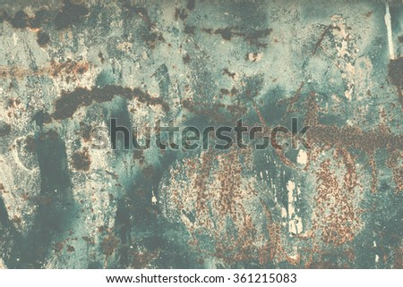 Abstract rust surface background. Grungy background with space for text or image  - stock photo