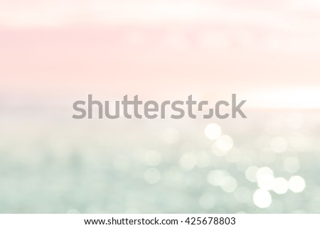 Abstract twinkled bright background with natural bokeh defocused white lights. Holiday party background - stock photo