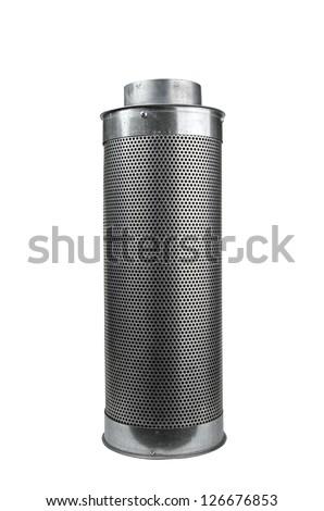 Air filter. - stock photo
