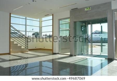 Architecture interiors - stock photo