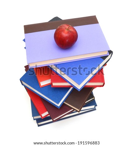 'Back to school' with new classes  - stock photo