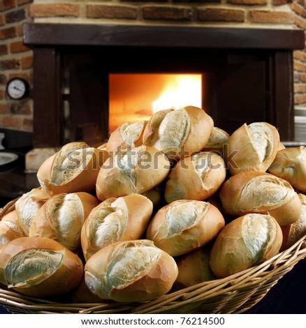 bake - stock photo