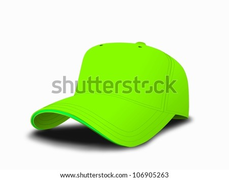 Baseball cap - stock photo