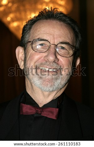 02/12/2005 - Beverly Hills - Bill Creber at the 9th Annual Art Directors Guild Awards at Beverly Hilton Hotel. - stock photo