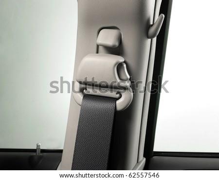 Car Safety Restraint - stock photo