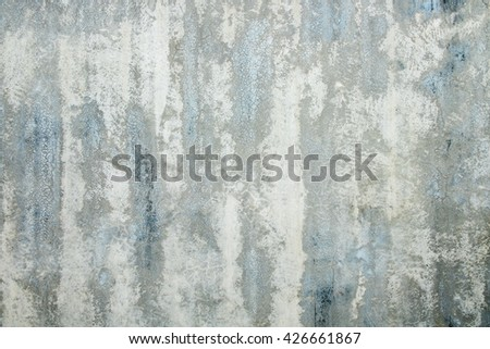 concrete and cement  vintage wall or background , dirty wall, material For design with copy space for text or image.  - stock photo