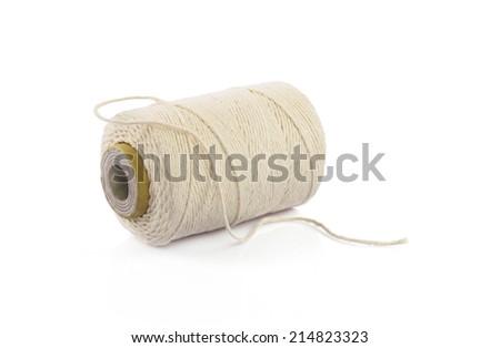 Cotton Thread - stock photo