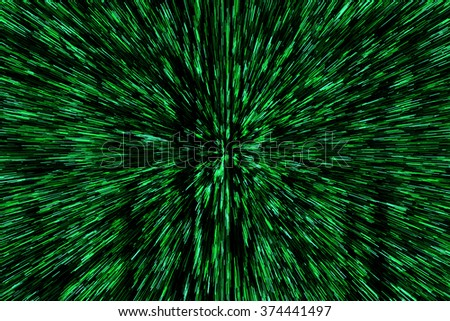3D image Abstract for background - stock photo