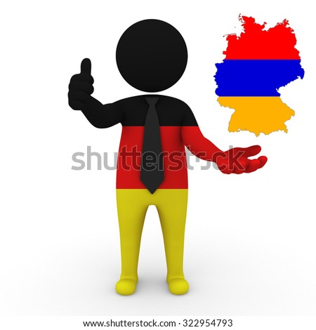 http://thumb101.shutterstock.com/display_pic_with_logo/3580385/322954793/stock-photo--d-people-germany-businessman-map-flag-of-germany-in-armenia-flag-colors-armenian-in-germany-322954793.jpg
