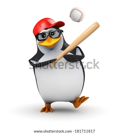 pinguin baseball