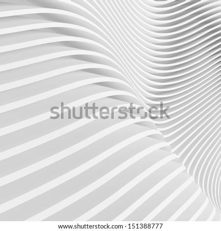 3d White Background - stock photo