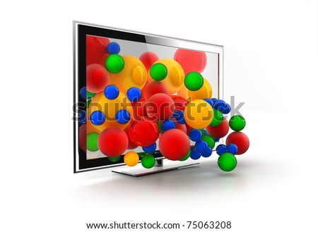 3D World is coming  *** Also as FOOTAGE available in my portfolio - stock photo