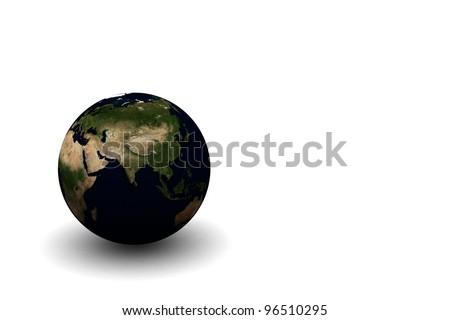 Earth - stock photo
