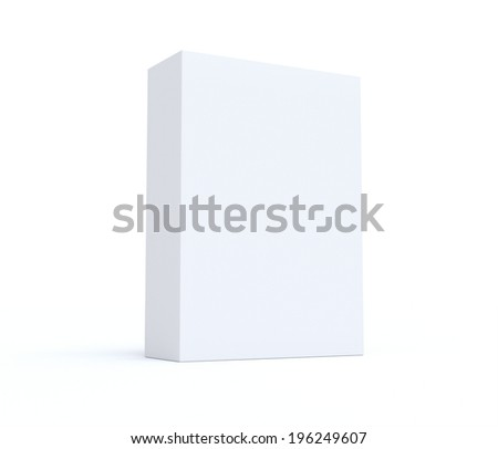 Empty Box - stock photo