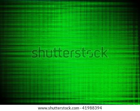 fabric green background - stock photo