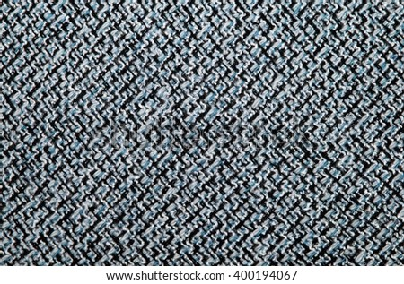 Grey tweed  texture, gray wool pattern, textured salt and pepper style black and white melange upholstery. tweed fabric textile, textured   upholstery fabric   for background and texture, fashion - stock photo