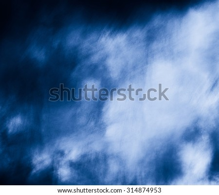 Grunge, vintage background, looks like an expressive application of paint on the canvas. Blurred background with grain effect. - stock photo