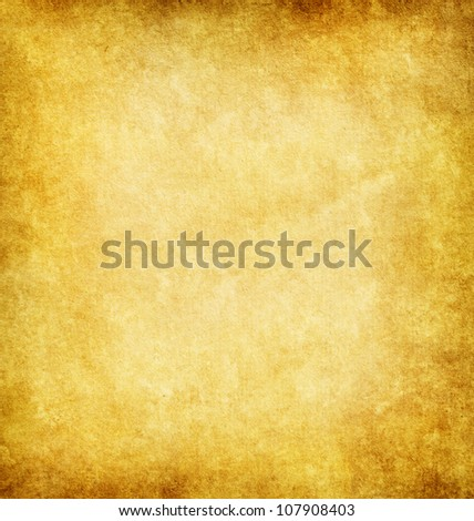 Grungy  paper background - stock photo