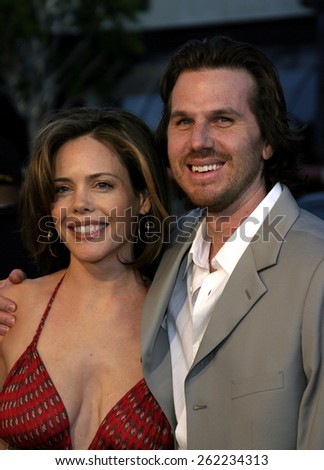 "04/04/2005 - Hollywood - Breck Eisner at the ""Sahara"" Premiere at the Grauman's Chinese Theater. - stock photo"