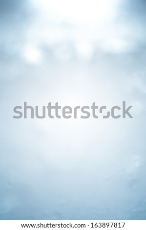 ice blur backgrounds - stock photo