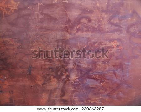 metal rusty texture - stock photo
