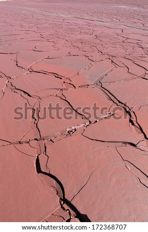 mine's tailing pond.ore-dressing treatment with classifiers in mining and processi ng integrated work  - stock photo