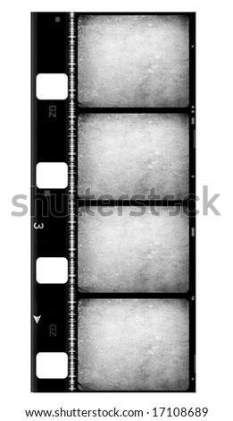 8mm Film roll - stock photo