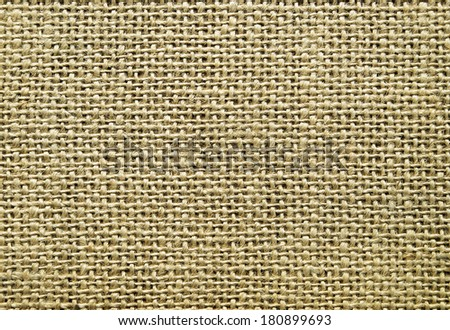 natural linen texture background - stock photo
