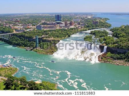 Niagara Falls - stock photo