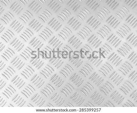 Old stainless steel texture - stock photo