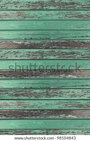 old wood planks texture background - stock photo