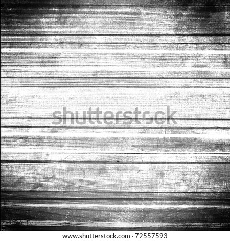 old  wooden background black and white - stock photo