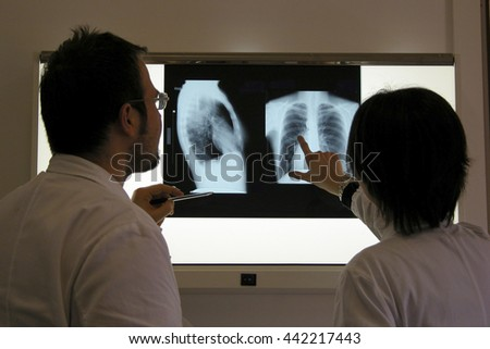 oncology   - stock photo
