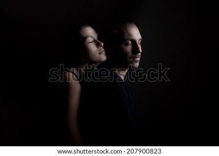 ?ouples in love - stock photo
