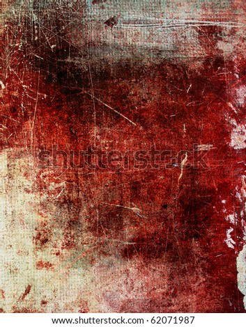painted water color background - stock photo