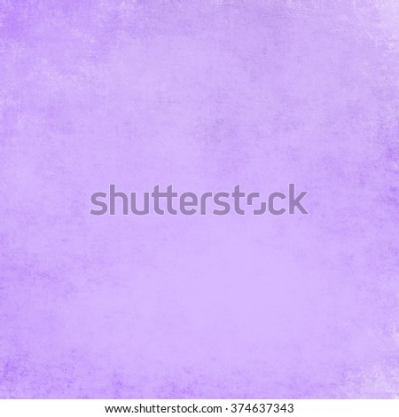purple background wall paint with detailed vintage grunge background texture stain, luxury web background layout design, purple pink brochure paper with light spot center and darker border color - stock photo
