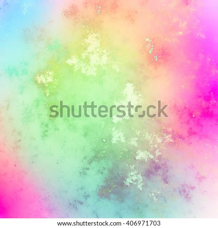 spring or summer abstract background in pastel tones  - stock photo