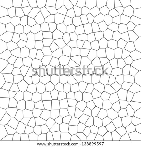 stained glass texture. Design and art concept. Abstract - stock photo