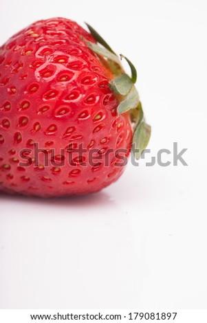 strawberry - stock photo