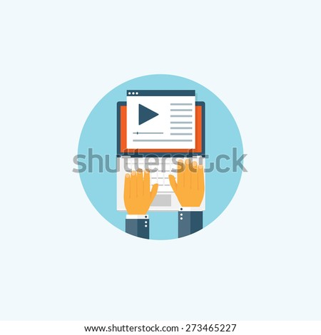 Study and learning concept background. Distance education, brainstorm and knowledge growth,school and university subjects.Success and smart ideas, skills up.  - stock photo