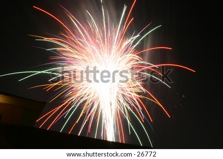4th of July Celebration - stock photo