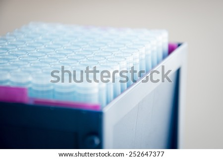 96 tips - tip box - stock photo