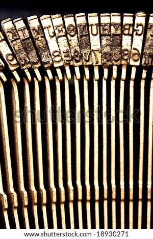 ''typewriter 2'' - stock photo